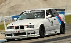 BMW E36 M3 Coupe with NEW LS2 402 cu Stroker Motor with trailer main photo