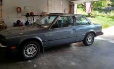1984 BMW 325e -coupe-stick main photo