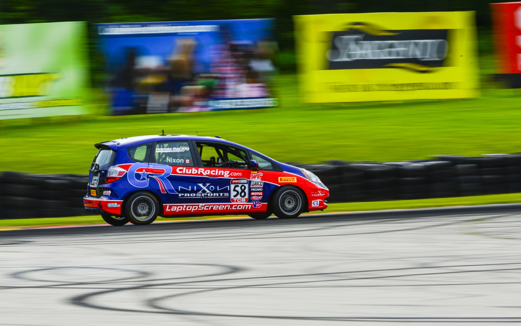 Honda Cars Of Columbia >> 2012 B-Spec Honda Fit Race Car For Sale - $15000