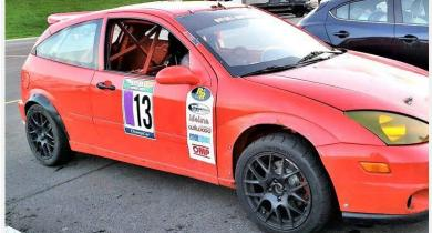 FS: Ex Speed World Challenge Ford Focus
