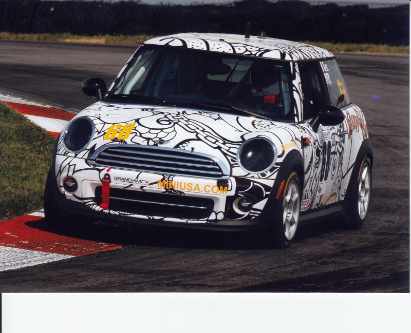 2011 Mini Cooper B-Spec Race Car For Sale