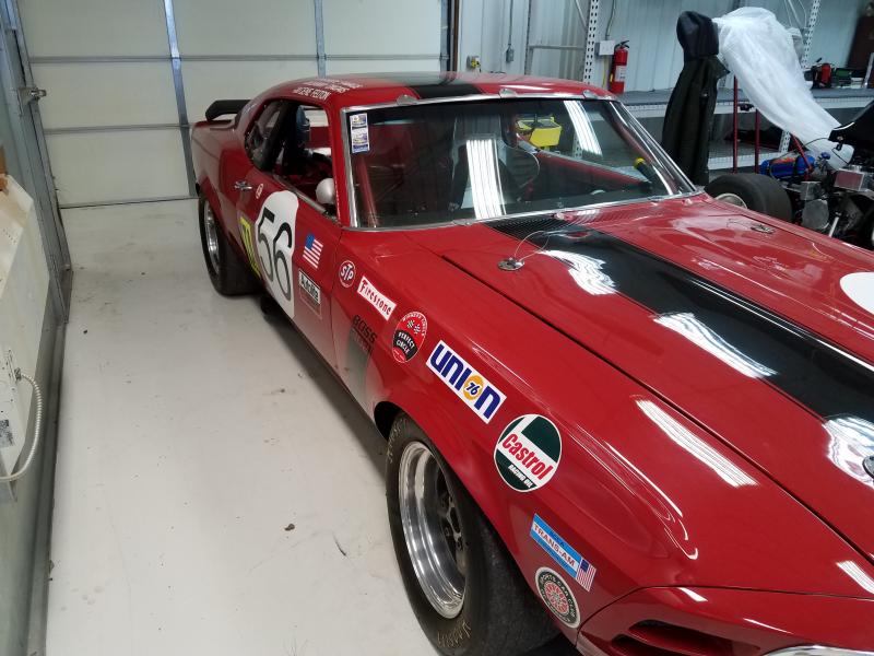 Boss 302 - Daytona history!  No expense restoration! main photo