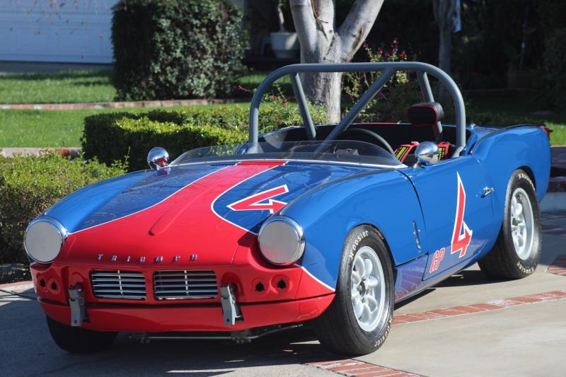 1962 Triumph Spitfire - 1147cc None Finer! main photo