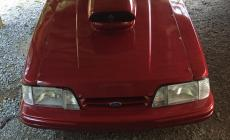 1993 lx tube chassis all fiberglass mustang main photo