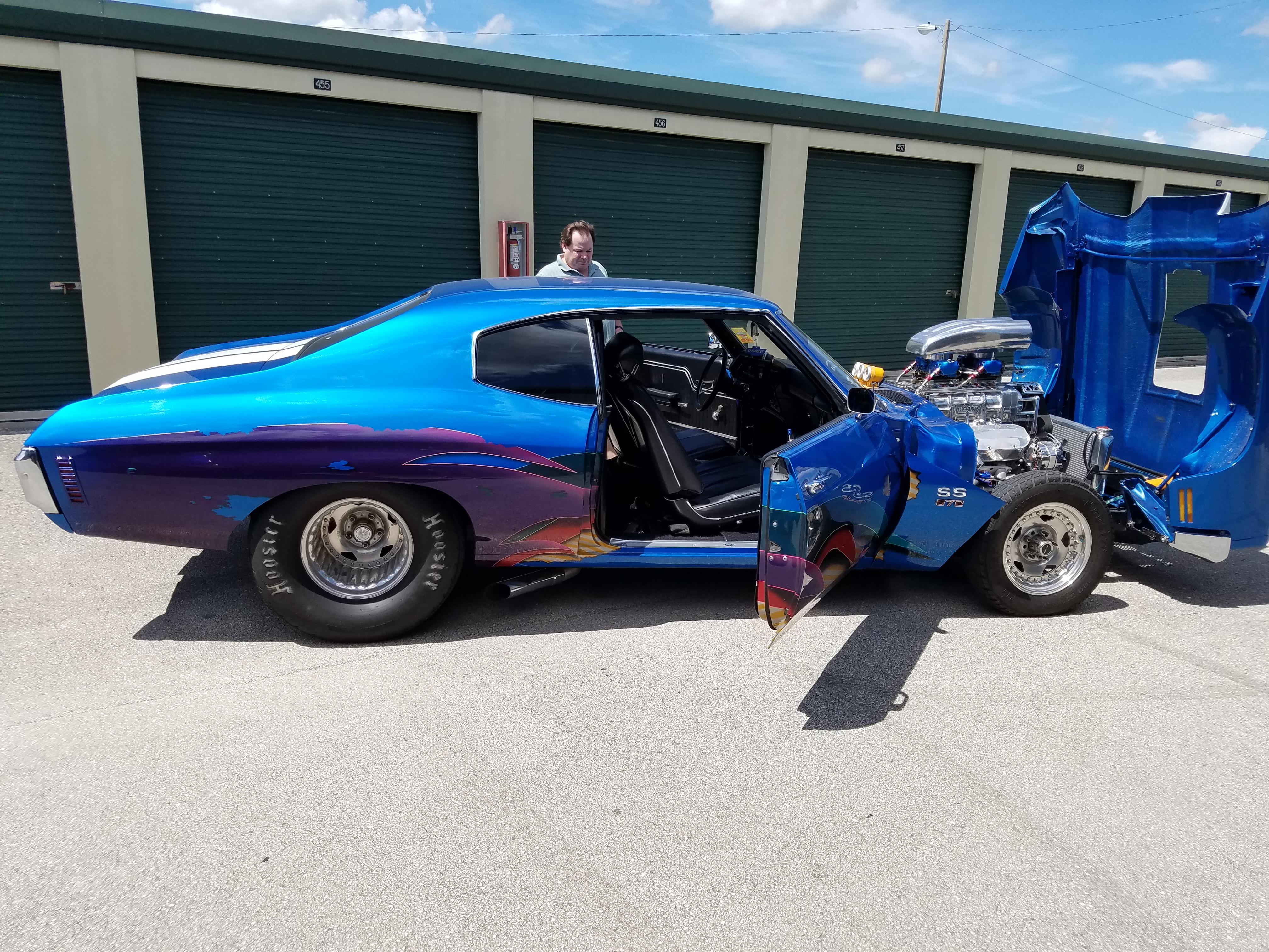 1970 Chevelle Ss Drag Car For Sale 50000