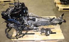 04-08 Mazda RX-8 RENESIS JDM 13B 1.3L ROTARY 6 PORT ENGINE 6 SPEED Transmission main photo