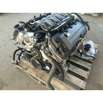 Ford Mustang Gt 5.0 V8 Engine Petrol Coyote main photo