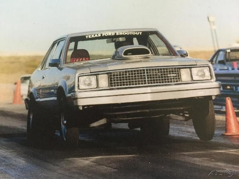 1978 Ford Fairmont Race Car For Sale in Richardson, Texas  75081 main photo