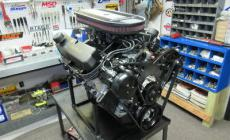 SBF Ford Windsor Turn Key 408W Engine 450HP Crate Motor, Holley Carb, Custom main photo