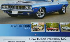 Collector Car Wall Calendar For 2021-While Supply Lasts main photo