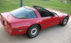 1984 Corvette  main photo