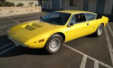 1975 LAMBORGHINI URRACO P250 COUPE main photo