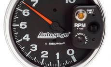 "Autometer Autogauge Series 5"" Small Shift Light Tach main photo"
