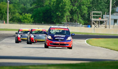 Nixon Fastest in TCB in Friday's Practice at Road America. main photo